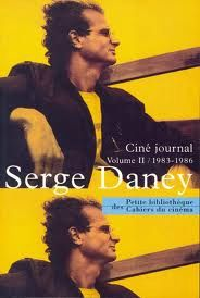 serge daney ciné journal volume 2