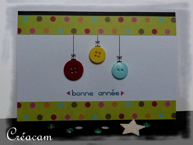 AàS Magie de Noël Cardlift n°4