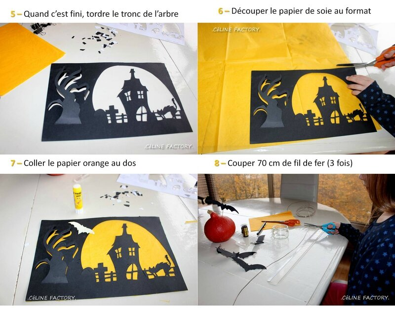 Photophore Halloween 2015 - explications 2