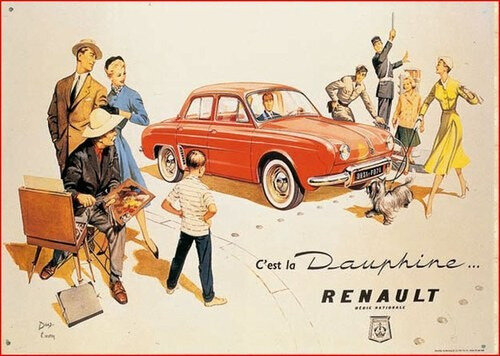renault la french touch palmares dauphine