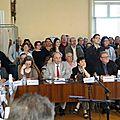 Allocution de françois meyroune au conseil municipal du 29 mars