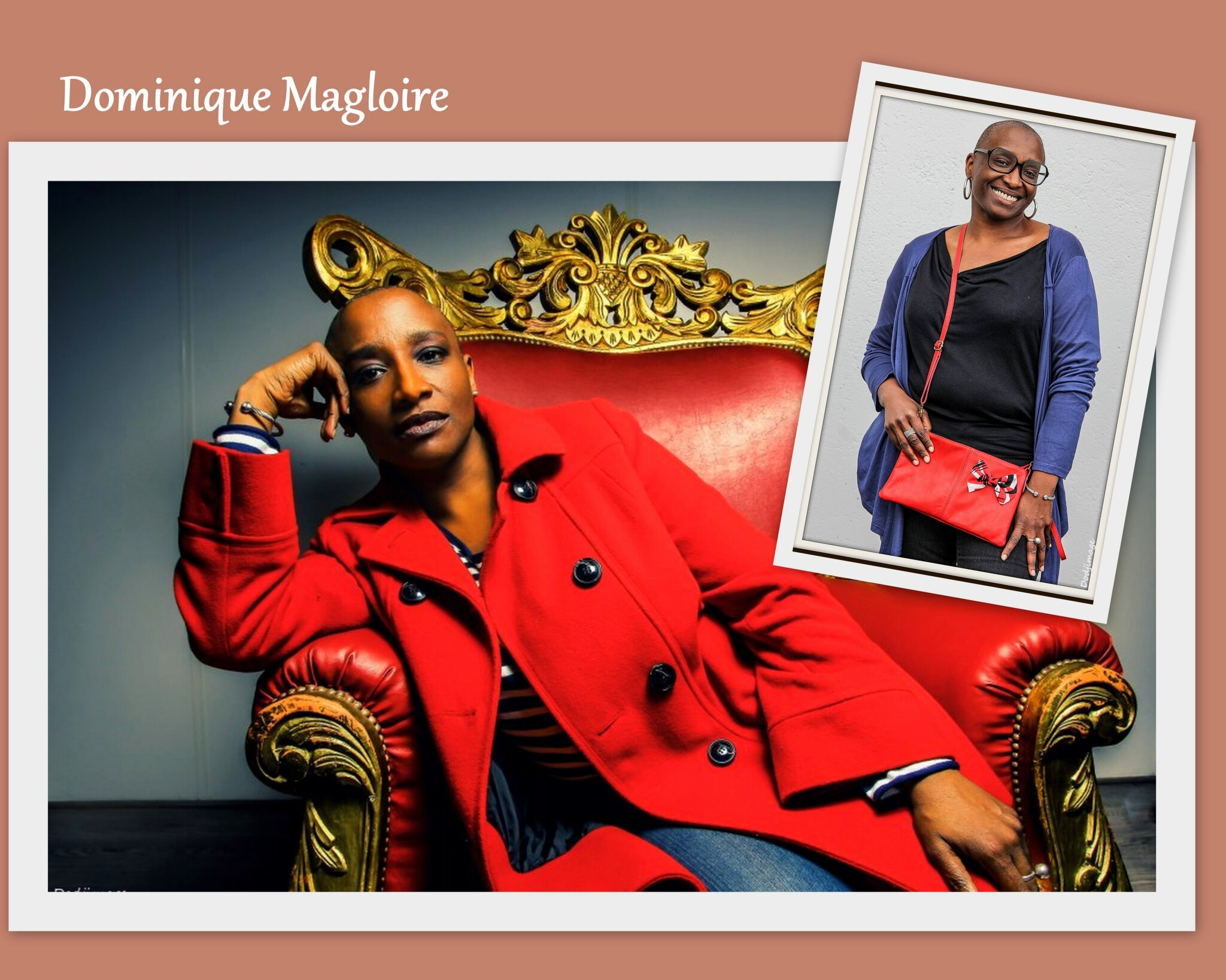Dominique Magloire aime