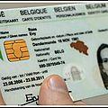 Des cartes d'identité volées en belgique retrouvées sur des migrants en autriche