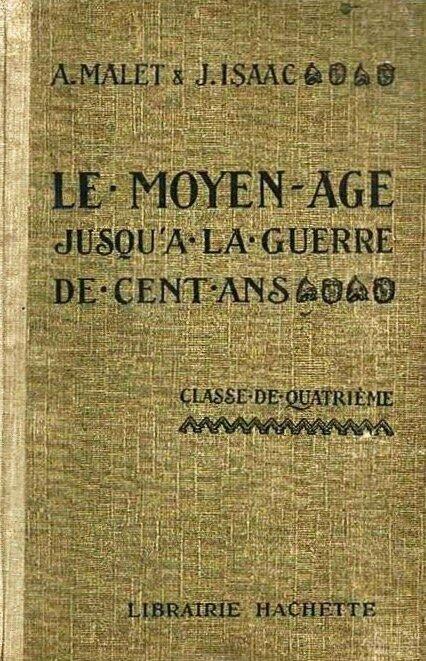 Malet Isaac Moyen Age 1926