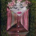 Dotee dolls de Citron bleu alias Laurence R