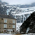 Gavarnie, Hôtel du Cirque et de la cascade (65)