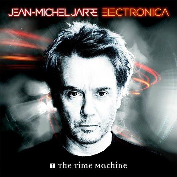 Jean-Michel Jarre electronica
