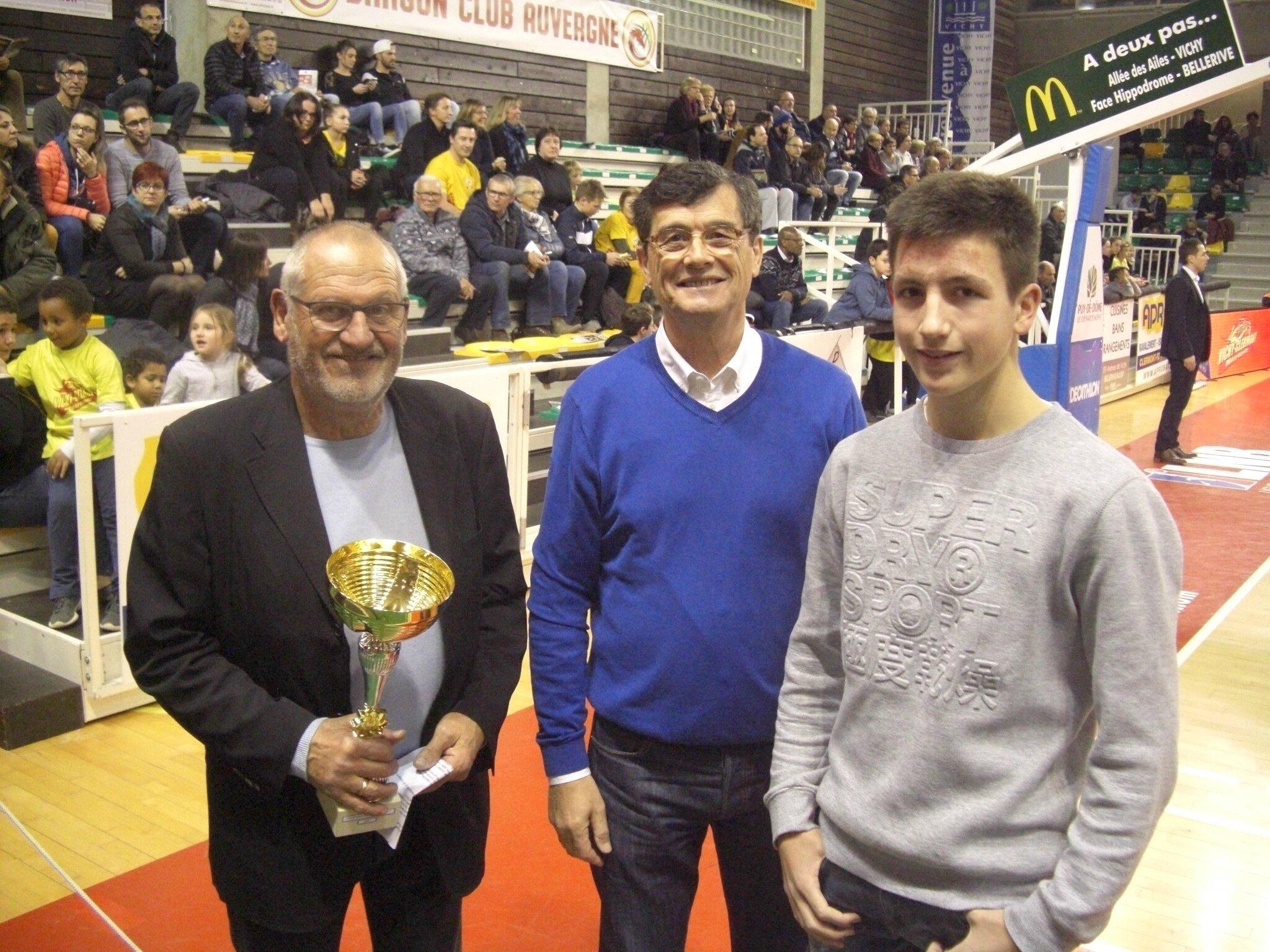 Trophée Rudy Bennett 2016-2017