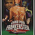 Chair pour frankenstein (atteindre le complexe d'icare)