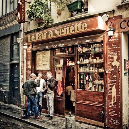 Le bar à Nenette