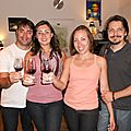 Perlingeirn, Moema, Raphaella & Alexandre, Rio, Brésil, 24-05-2011