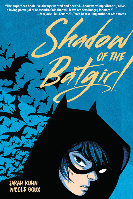 shadow of the batgirl GN
