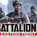 Test de battalion 1944 - jeu video giga france