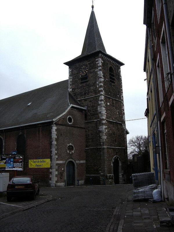 Gilly_(Charleroi)_-_église_Saint-Remi