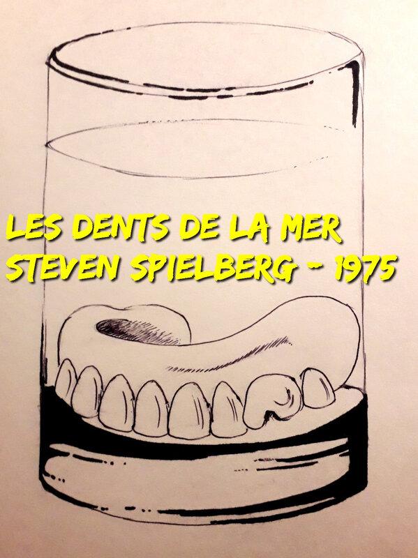 Les dents de la mer - Steven Spielberg - 1975