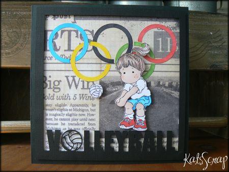 Jeux de l'été 2012 vacance à l'étranger BIS
