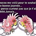 Coucou me revoilou !!!!
