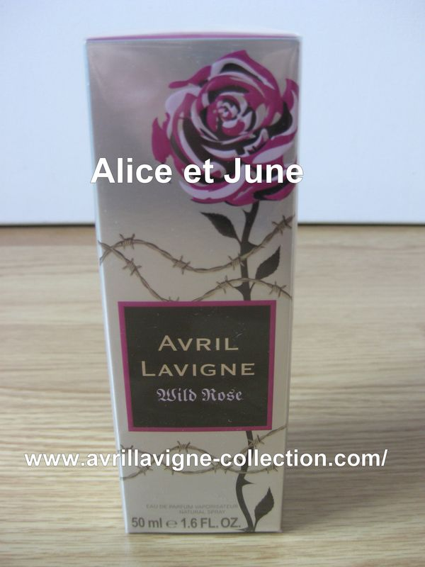 Wild Rose product - Eau de Parfum 50 ml