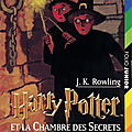 Harry potter - tome 2