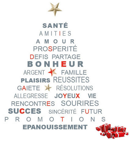 sapin voeux