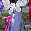 Le costume de mini fée suite et fin !!!!