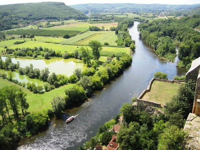 Vue du Château de Beynac ©Kid Friendly