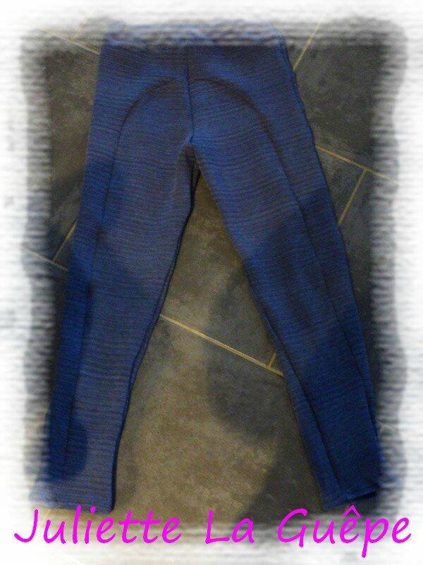 jovial dynamique poney bleu rose 9