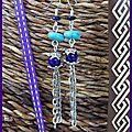BO bleu et chaine (BO152)
