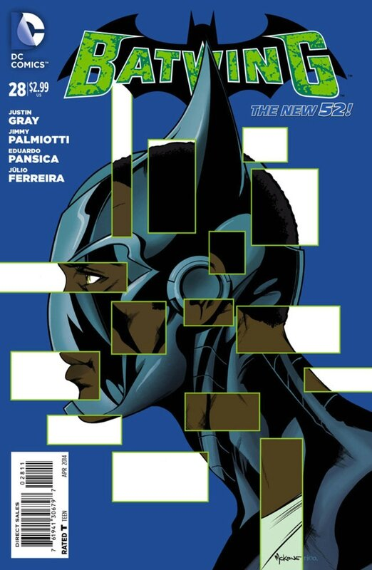 new 52 batwing 28