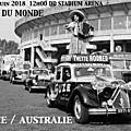 France ~ australie