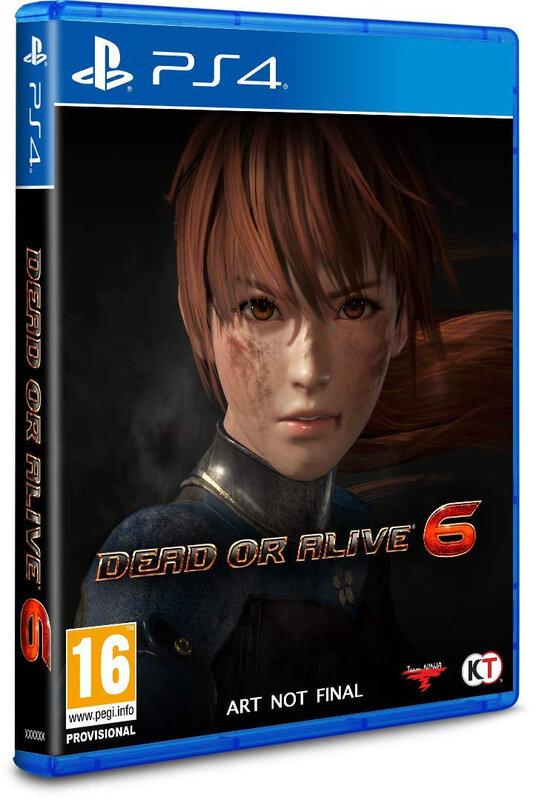 DOA6 PS4