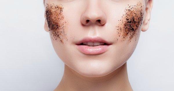gommage-visage-recette
