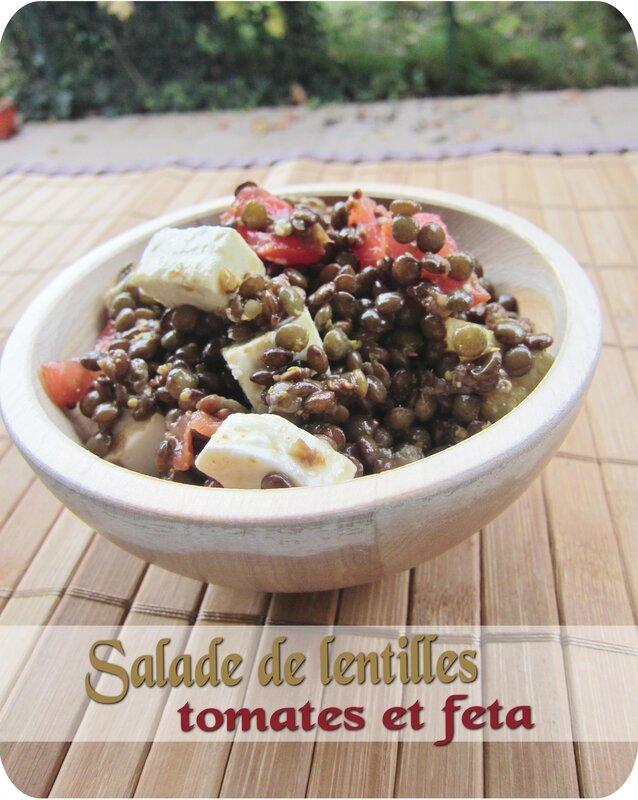 salade de lentilles tomate (scrap)