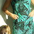 Robe trapèze vintage...