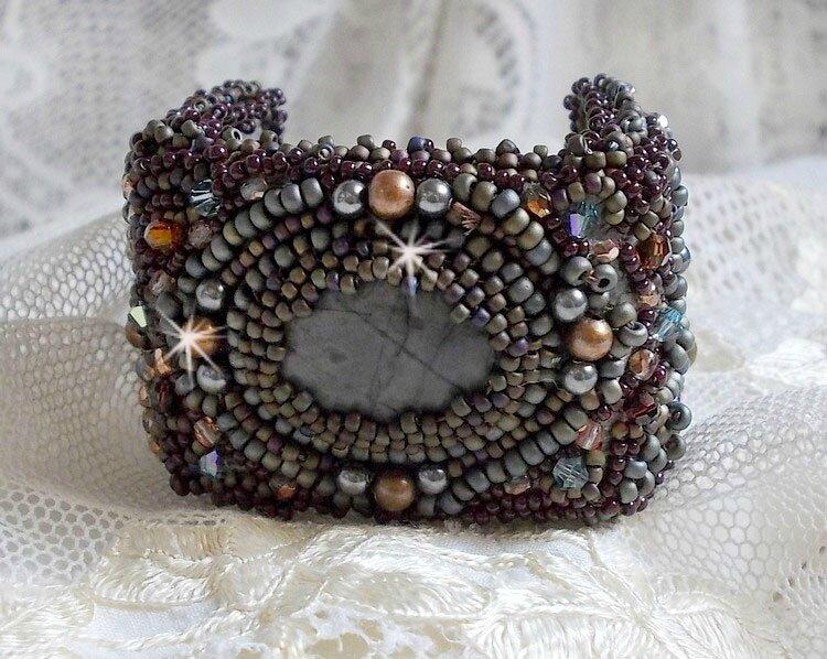 Bracelet Brown Picasso 4-1