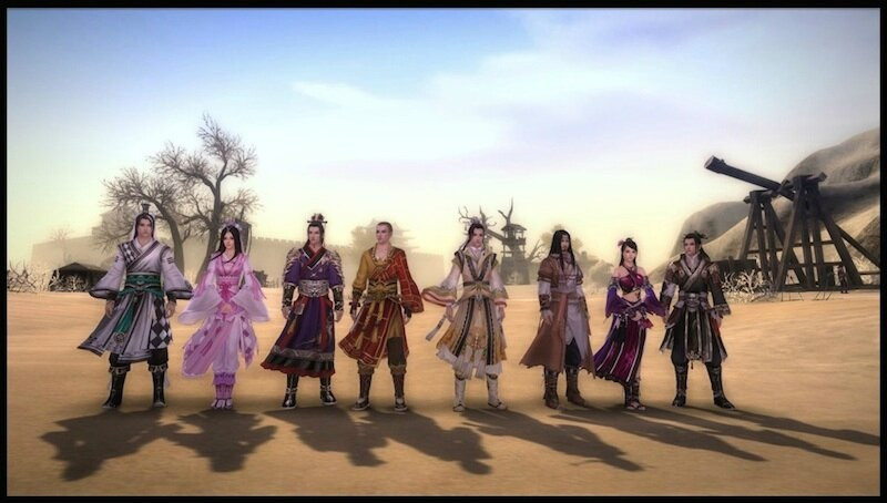 age of wulin 2