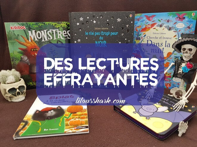 lecture effrayantes 2019