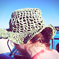 Chapeau au crochet Phil Papier