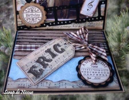 Carte Anniversaire Eric.Carte D Anniversaire Eric Interieur Fevrier 2013 Photo De Cartes