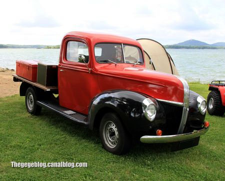 Ford 11C pick up de 1941 (Retro Meus Auto Madine 2012) 01