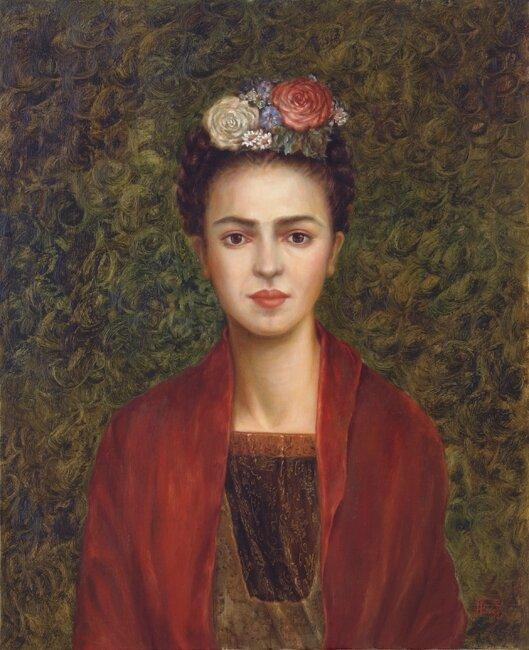 AnaPardo-Oleo-Mi-vision-de-Frida
