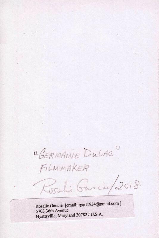 224 Rosalie Gancie, Germaine Dulac 2pdf