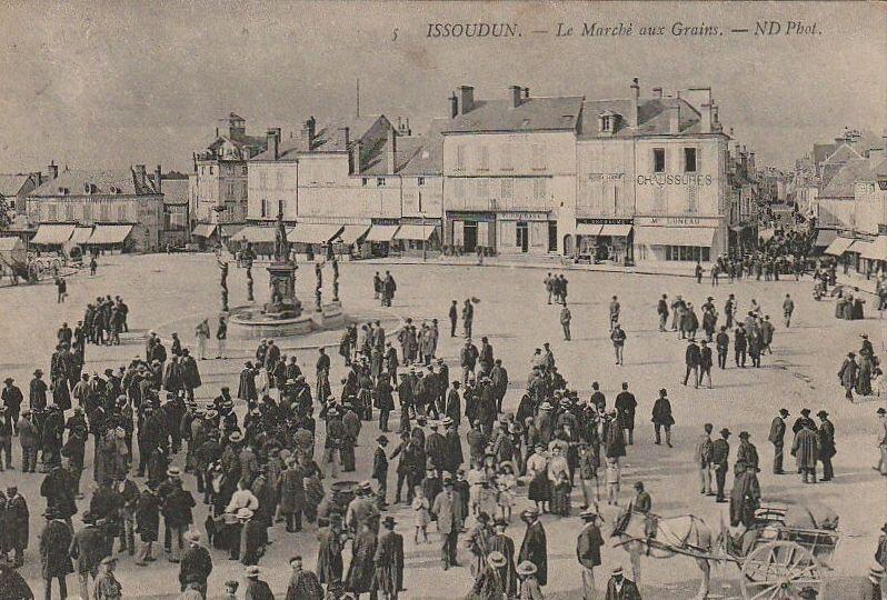 Issoudun_Marche