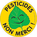 Pesticides : campagne de sensibilisation