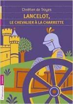 Lancelot le chevalier à la charette couv