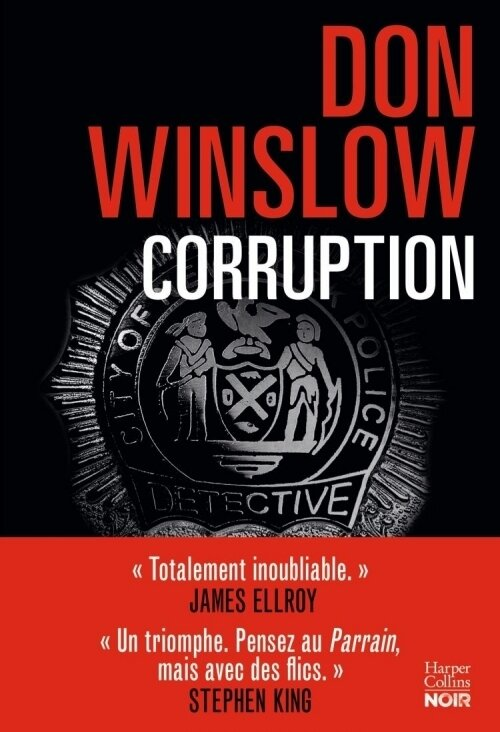 Corruption de Don Winslow