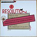 01. Semaine 1 : 1 Résolution