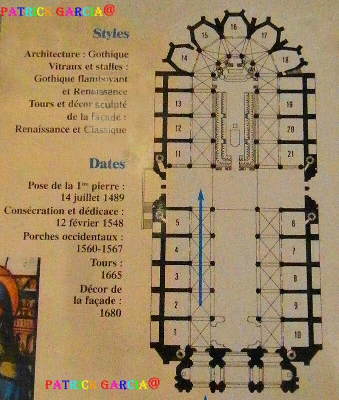 AUCH CATHEDRALE INT 011 copie