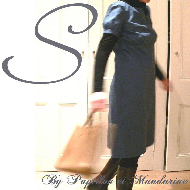 La robe S du livre 64 des JCA