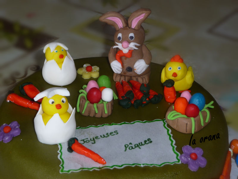 Modelages de Pâques